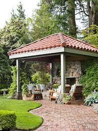 Ideas For Backyard Patios Patio Designs