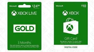 xbox 360 gift card buy three months of xbox live gold get a 10 xbox gift card