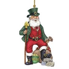 santa around the world christmas ornaments your 1st one is free
