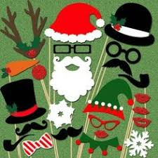 Christmas Photo Booth Props Christmas Photo Booth Props With Free Cut File Christmas Photo
