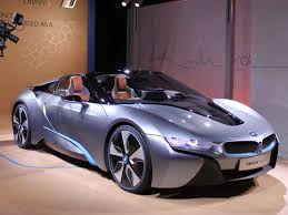 Bmw I8 All Electric - bmw has 2 awesome cars that will shape the future of electric