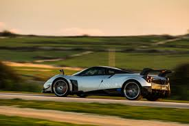 pagani huayra the 2 5 million pagani huayra bc supercar is one molten
