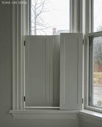 Wooden Window Shutters Interior Diy Best 25 Interior Window Shutters Ideas On Pinterest Interior