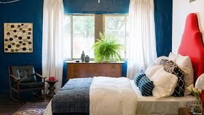 Bedroom Decorating Ideas Sunset - Colorful bedroom