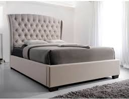 Cream Tufted Bed Luxe Lifestyles Nyc Luxe Lifestyles Nyc