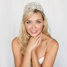 wedding crowns bridal wedding tiara and crown
