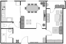 basic floor plans basic floor plans solution conceptdraw floor plan house