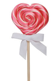 heart lollipop who could deny this one even oprah it lollipops