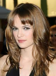 hairstyles bangs and layers 12 layered haircuts with bangs learn haircuts