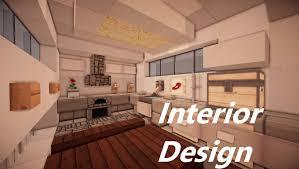 Modern House Furniture Minecraft Let U0027s Show 02 Minecraft Small Modern House Interior