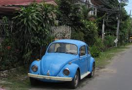 baby blue volkswagen beetle sorry all the clever names are taken february 2017