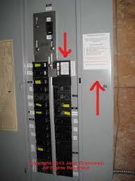 interlock kit on a ge loadcenter mr electrician