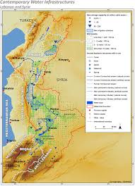 Parana River Map The Riparians Of The Asi River Hydropolitic Academy