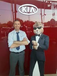 Murphy Kia Wexford Car Centre On Kia Brand Manager Niall Murphy