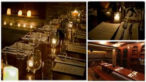 Private Dining Rooms In Chicago Where To Host A Private Dinner Party In Chicago On The Edge Of