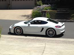 porsche cayenne 2014 white i got to drive a new cayman gts rennlist porsche discussion forums