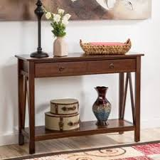 robinwood 3 drawer console table charlton home robinwood console table color products pinterest