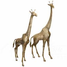art craft animal home decor bronze giraffe sculpture buy bronze