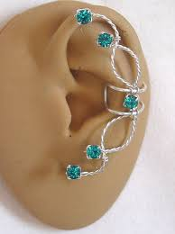 what is ear cuff gemstone ear cuffs ear wraps for sale zannedelions