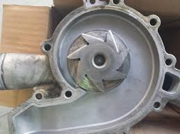 replacing a water pump m275 v12 water pump diy with pictures mbworld org forums