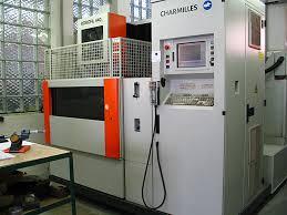 electrospark machining desko