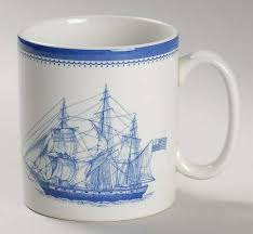 spode blue clipper at replacements ltd