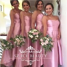 bridal party dresses compare prices on pink bridal party dress online shopping buy low