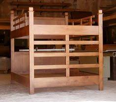 Free Plans For Twin Over Full Bunk Bed by Diy Full Over Full Bunk Bed Cabin Pinterest Bunk Bed Full