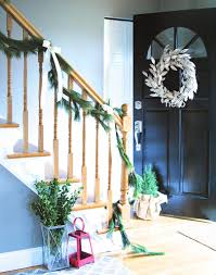 easy christmas home decor ideas christmas home tour holiday decorating ideas lemonade style