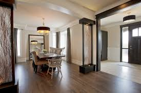 Living Room And Dining Room Divider Room Divider Ideas Dining Room Transitional With Art Lighting Arch