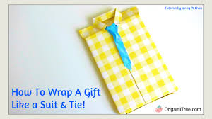 father u0027s day crafts shirt style u0026 neck tie gift wrapping how