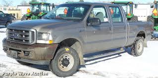 2002 ford f250 super duty crew cab pickup truck item da752