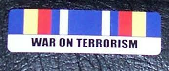 afghanistan ribbon free global war on terrorism service ribbon sticker iraq iran