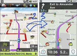 waze android waze social gps turns 3 on android and grows up beautifully