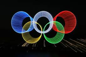 olympic rings london images London 2012 on twitter quot pic the olympic rings glowing brightly jpg