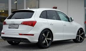 Audi Q5 Body Kit - q5 audi q5 tuning suv tuning