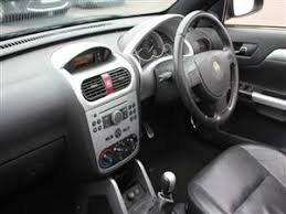Tigra Interior Used Vauxhall Tigra Cars For Sale With Pistonheads