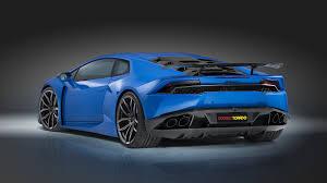 Lamborghini Huracan Back View - wallpapers lamborghini novitec torado huracan luxury light 1920x1080