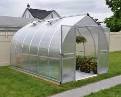 Palram Hybrid Greenhouse Palram Bella Hobby Greenhouse 8 U0027 X 12 U0027 Silver Walmart Com