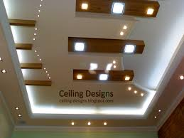 beautiful ceiling designs for hall with fan and false design