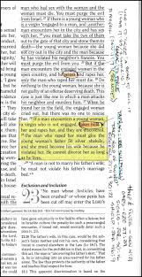 does the bible support deuteronomy 22 28 29 religio