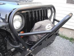 american flag jeep grill fabrication competition bumper for jeep wrangler yj tj