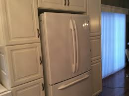 Fridge Cabinet Size Counter Depth Refrigerator Contractor Errors