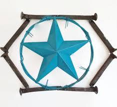rustic star decor country star decor star homedecor railroad