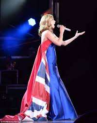 queen u0027s 90th birthday bash sees katherine jenkins perform union