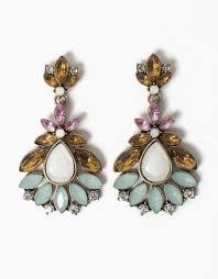 vintage earrings gold vintage earrings freakum online store