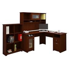 top 10 best l shaped desks with bookshelf in 2018 reviews