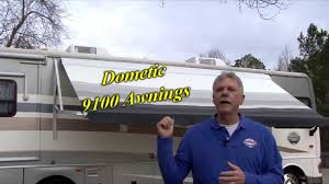 Dometic Weather Pro Awning Dometic 9100 Rv Power Awning Youtube