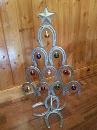 horseshoe christmas tree 31 best horseshoe designs images on horseshoe