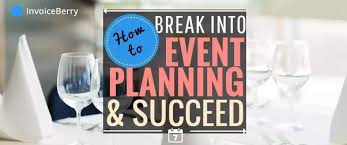 becoming an event planner i am thinking of becoming an event planner what are some of the